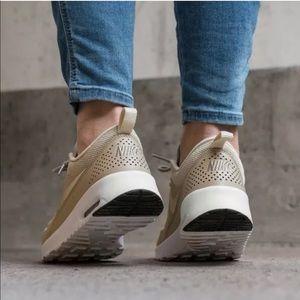 best cheap b21a5 44713 Nike Shoes - Women s Nike Air Max Thea Light Cream Sneakers